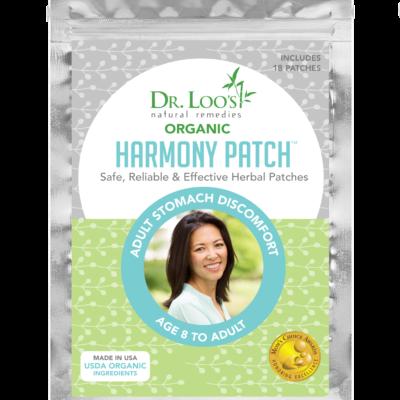Adult Tummy Harmony Patches