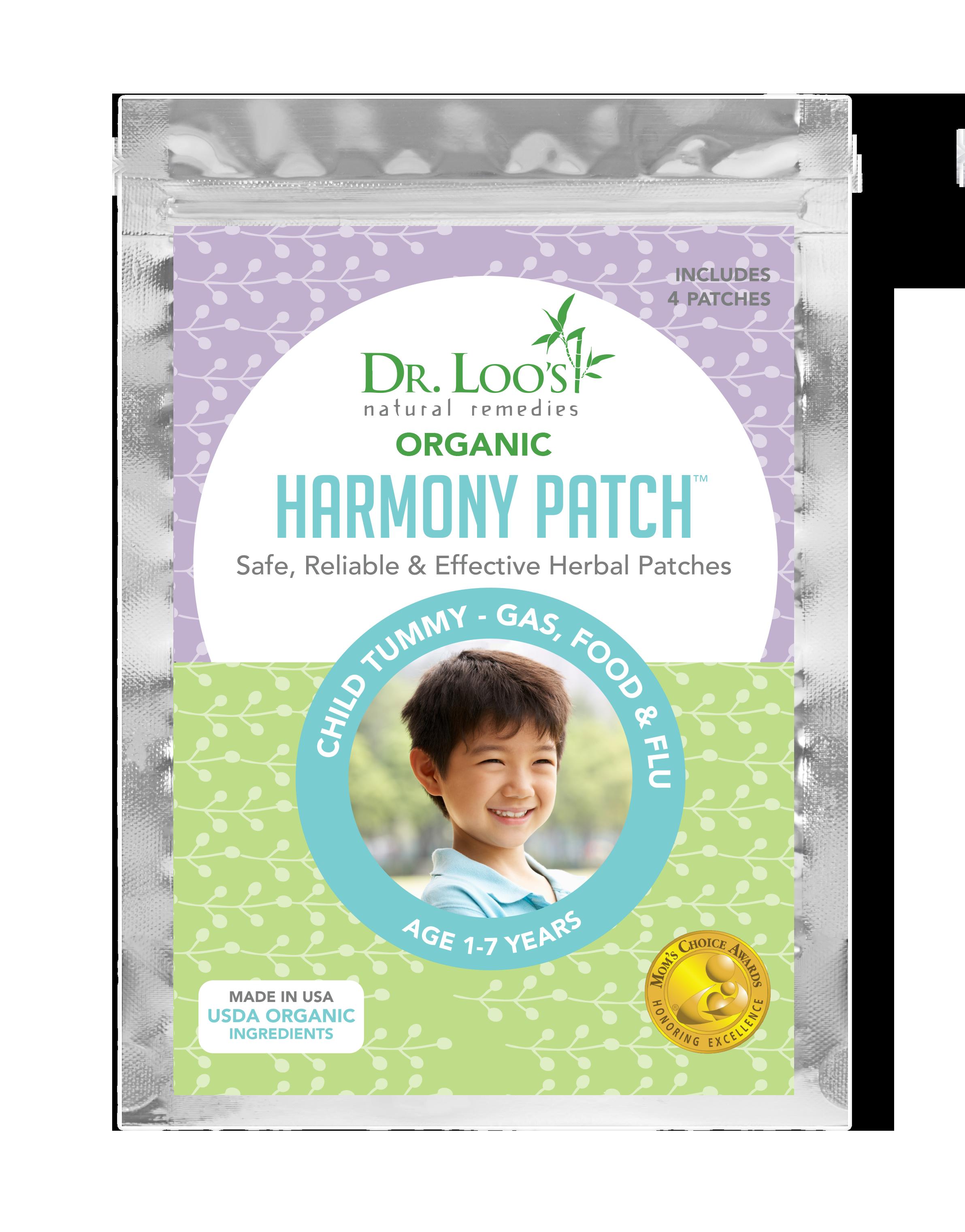 Child Tummy Harmony Patches